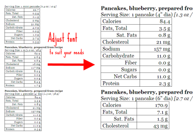 Calorie Counter eBook